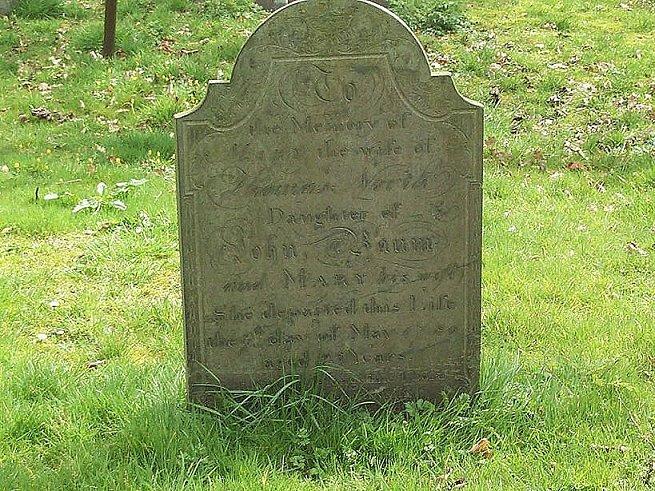Grave 14