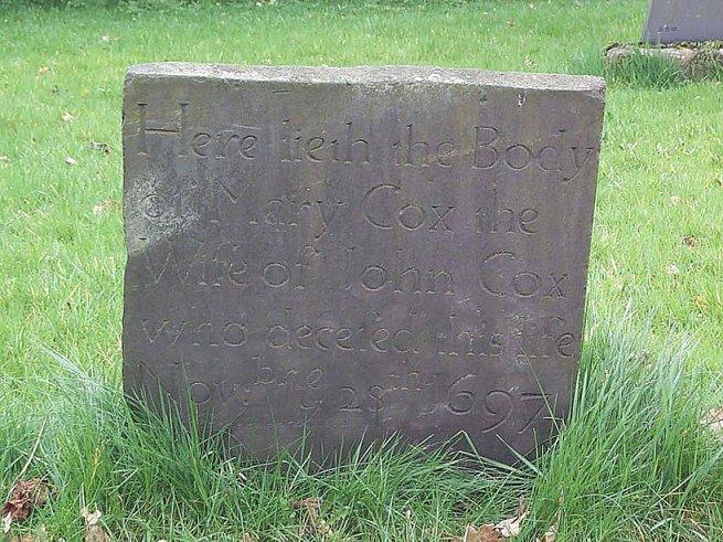 Grave 29